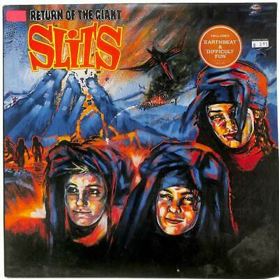 The Slits - Return Of The Giant Slits - LP Vinyl Record