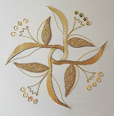 William Morris Inspired Goldwork Embroidery Kit by Thyme To Create