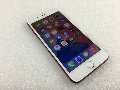 Apple iPhone 7 Plus (PRODUCT)RED - 128GB - (Unlocked) A1784 Ref N367