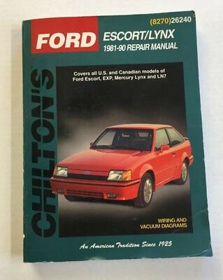 CHILTON FORD ESCORT_LYNX 81 95 repair manual - $9.98 | PicClick on 95 f250 headlights, 95 f250 ignition coil, 95 f250 parts, 95 f250 engine, 95 f250 fuel pump, 95 f250 exhaust, 95 f250 service manual, 95 f250 charging system, 95 f250 tires, 95 f250 suspension, 95 f250 wiper motor, 95 f250 transmission, 95 f250 wheels, 95 f250 accessories, 95 f250 seats,