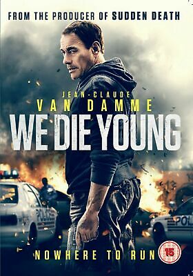 We Die Young [DVD] RELEASED 14/10/2019