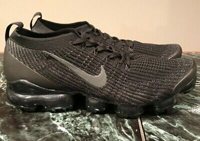 Nike Air Vapormax Flyknit 3 Black/Anthracite Size 12 Men's Shoes AJ6900-004