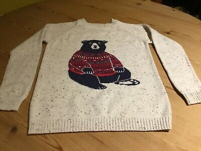 Girls Fat Face Jumper Age 12-13 Years
