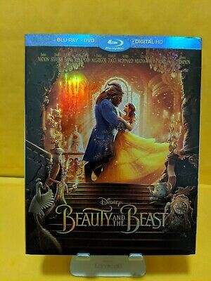 Beauty and the Beast [BLURAY DISC ONLY!!!] [NO DIGITAL OR DVD] W/SLIPCOVER