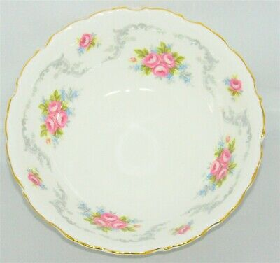 1- Royal Albert Tranquillity Soup / Cereal Bowl England