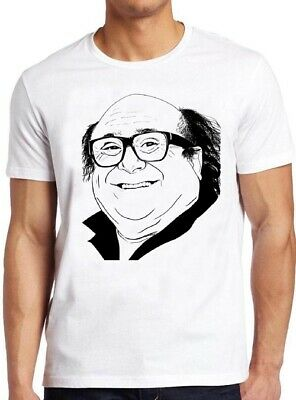 Danny Devito T Shirt  Actor Film Movie American Usa Vintage Cool Gift Tee 149