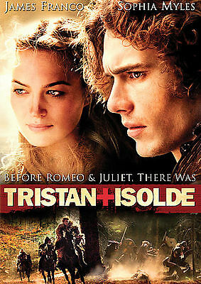 Tristan And & Isolde Full Screen Dvd Movie James Franco