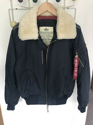 Alpha Industries Injector III Patch Uomo Giacca Bomber