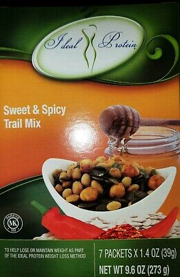 Ideal Protein Sweet and Spicy Trail Mix
