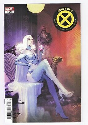 House of X #3 Huddleston ~White Queen Emma Frost VARIANT~MARVEL 2019 ~ Free Ship