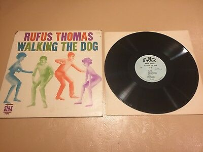 Rufus Thomas Walking the Dog Original Stax Record Release RARE Blues Vinyl Album