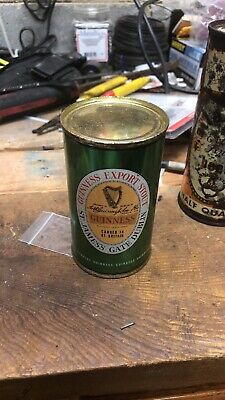 Guinness Export Stout Beer Can