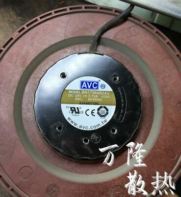 1PC AVC BN17569B24U fan 60 days warranty By DHL or EMS #M261D QL