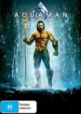 Aquaman (DVD, 2019)