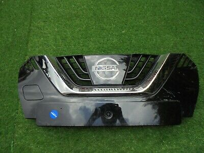 Nissan Micra Front Bumper Grill 2017 Onwards Genuine 623105Fa0A