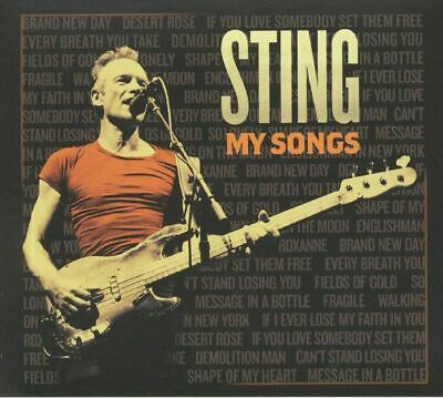STING - My Songs: Deluxe Edition - CD
