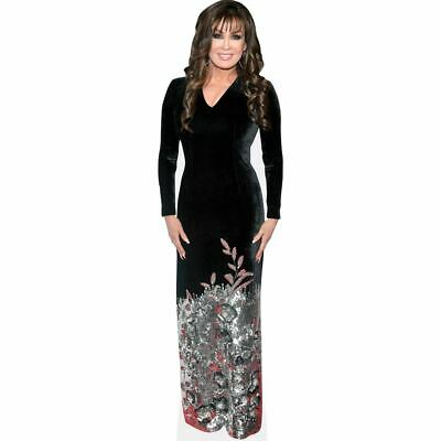 Marie Osmond (Long Dress) tamano natural
