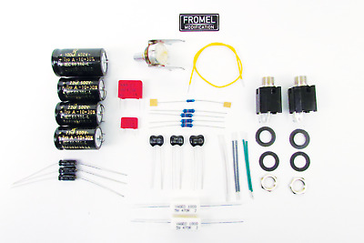Fender Princeton Reverb Reissue Complete Mod Kit by Fromel