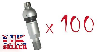 EU Lot 100 x TPMS REPLACEMENT VALVES UKSN-02