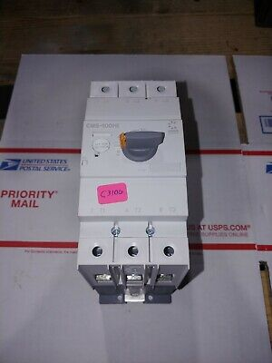 CERUS INDUSTRIAL CMS MANUAL MOTOR STARTER CMS-32HI 1.6A 3PH 3//4HP NEW QUANTITY!!