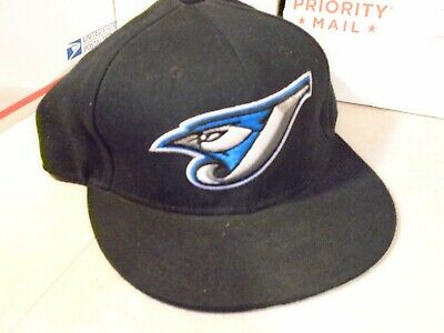 New Era 59Fifty Hat MLB Toronto Blue Jays Mens Womens Black Purple 5950 Cap Sports Memorabilia, Fan Shop & Sports Cards