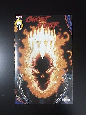 2019 NYCC Ghost Rider 1 Glow In The Dark EXCLUSIVE Tan Variant 1474/1500 NM+