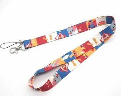 Dumbo Live Action Disney Movie Film Animation Kids Cult Lanyard