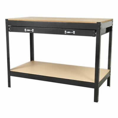 Sealey Workbench with Drawer 1.2m AP12160