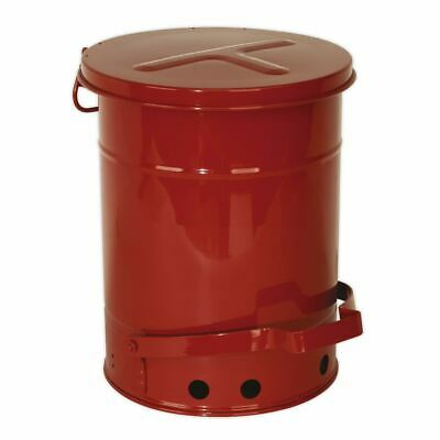 Sealey Oily Waste Can 22.7L OWC23