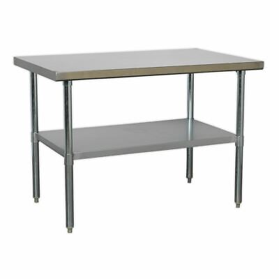 Sealey Stainless Steel Workbench 1.2m AP1248SS