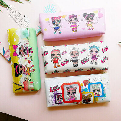 lol surprise dolls game Kids Money Pouch Bags Purses Pencil Case XMAS gifts
