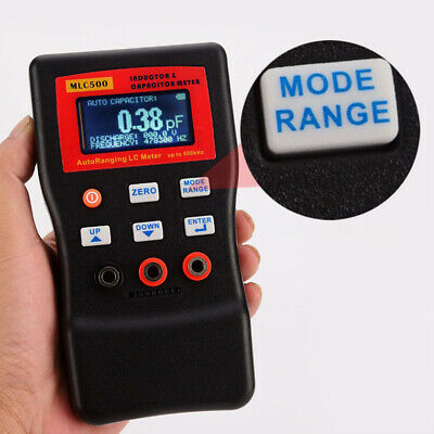 Digital Auto Ranging Capacitance and Inductance Meter Professional LC Tester