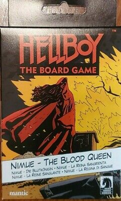Nimue - The Blood Queen miniature - Hellboy The Board Game - Mantic Games