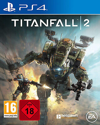 PS4 Titanfall 2 Uncut Nuovo e Conf. Orig. PLAYSTATION 4