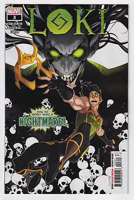 Loki #3 MARVEL comics NM 2019