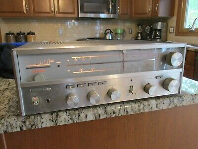 1979 Harman Kardon  Receiver Amplifier HK 450 Japan! Exc. Cond! Sounds GREAT!