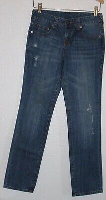 True Religion Distressed Kids Jeans Size 12