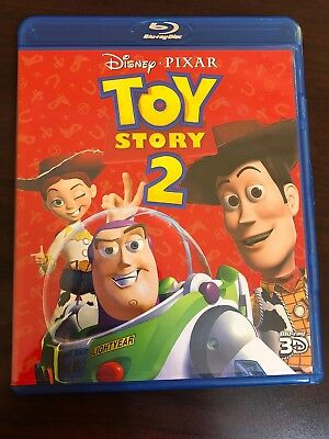Toy Story 2 Blu-Ray 3D