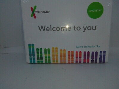 23andMe DNA Test - Ancestry Personal Genetic Service - Includes 1,000+ Geogra...