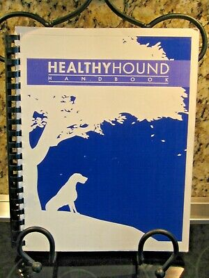 Healthy Hound Handbook * New * 'MUST HAVE' for the Irish Wolfhound Owner/ Lover