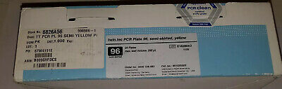 Eppendorf 951020401 Twin.tec PCR Plate with 96 Skirted Wells, Pkg of 25