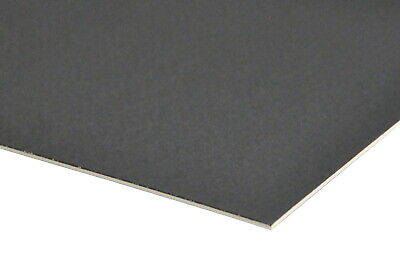Crescent Mixed Media Board, 15 x 20 Inches, Black, Pack of 15