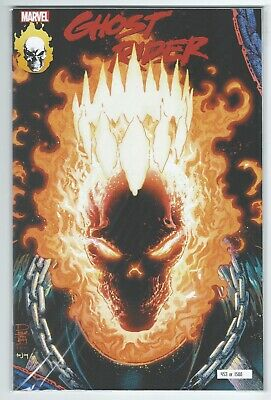Ghost Rider #1 (2019), Marvel Glow in the Dark NYCC Variant NM