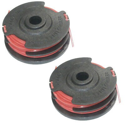 GreenWorks 2 Pack Of Genuine OEM Replacement Spool Assemblies # 31100336-2PK