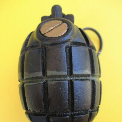 Ww2 M36 Mills Replica Grenade Toy Model Dummy Australian Army Made From Resin