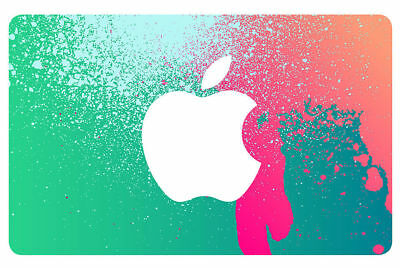 Apple iTunes Gift Cards, 50 USD Dollars (two available)