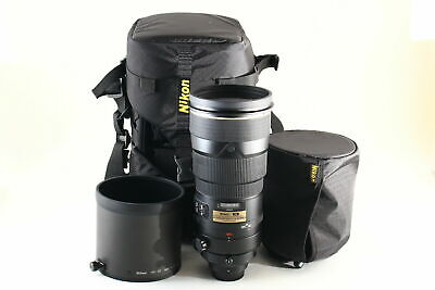 [B V.Good] Nikon AF-S NIKKOR 300mm f/2.8 G ED VR Lens w/ Case From JAPAN 5878