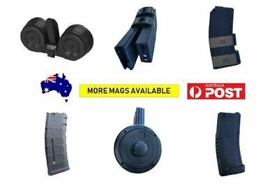 Total Mags For Gel Blasters Mag Fed Gel Gun 100% Aus