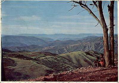 South Africa  -  Valley of the Thousand Hills  -  1980