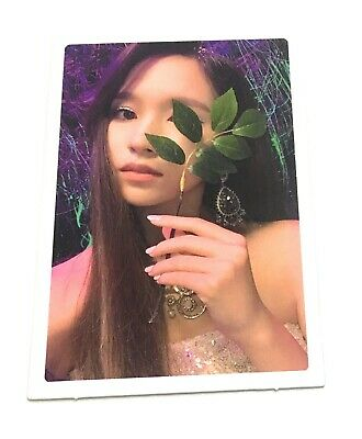 TWICE 8th Mini Album Feel Special Mina Official Photocard KPOP Mina JYP MJ1